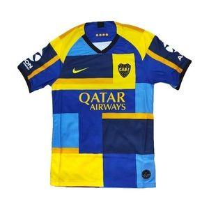Nike Boca JR 19/20 Special Edition Mash-Up Jersey